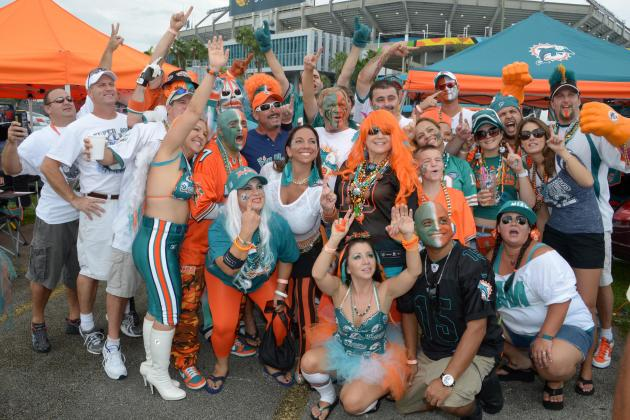 What Every Fan Needs to Know About the 2013 Miami Dolphins