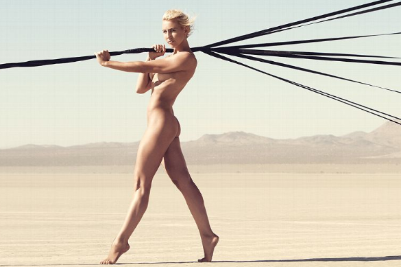 ESPN Body Issue 2013: Photos of Featured Athletes Revealed