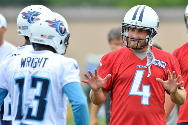 Burning Questions for Tennessee Titans Training Camp