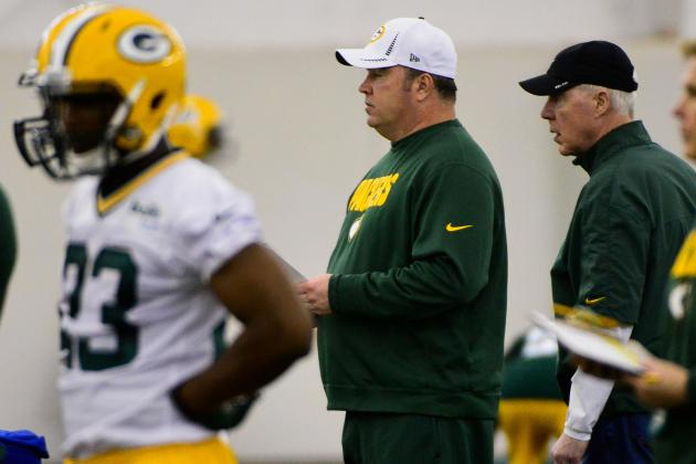 Full Training Camp Roster Breakdown for the Green Bay Packers