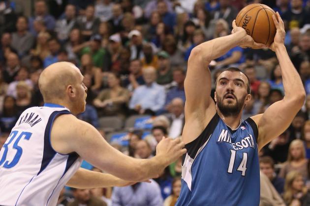 Ranking the NBA Big Men Left on the Free Agency Market