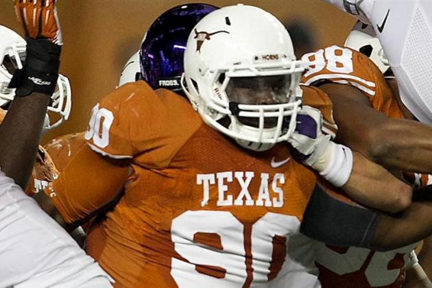 Texas Football: 5 Longhorns Who Will Make Their First Starts in 2013