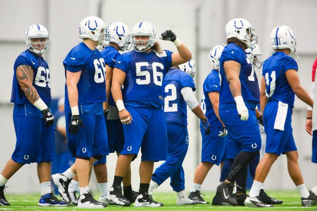 Bubble Watch for Indianapolis Colts' Training Camp
