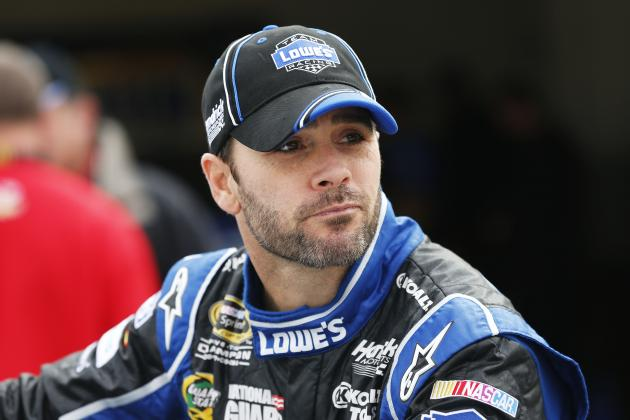 The 5 Most Impressive Facts About Jimmie Johnson's NASCAR Dominance