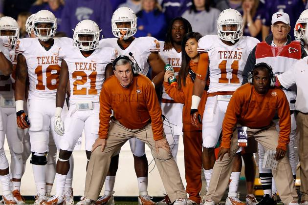 Texas Football: The Longhorns' 5 Most Important Games in 2013