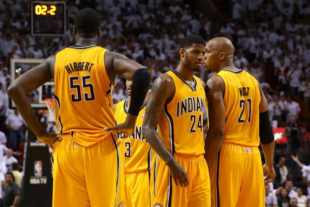 Power Ranking Every Indiana Pacers Player Already on Roster