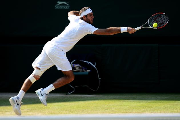 Juan Martin Del Potro: What's Next After His Impressive Wimbledon Run?
