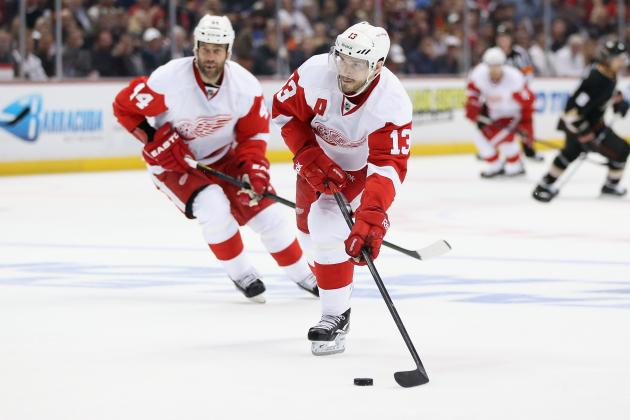 Detroit Red Wings' Biggest Takeaways from the Start of Free Agency