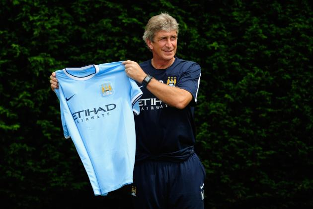 Manchester City: 5 Takeaways from Manuel Pellegrini's First Press Conference