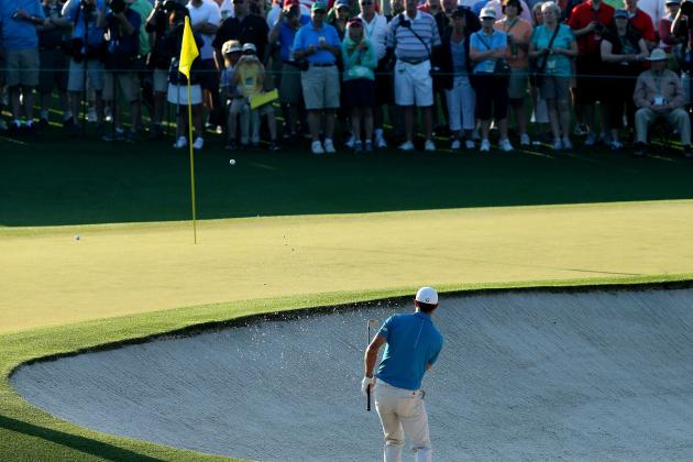 Ranking the 10 Most Difficult Tasks in Golf