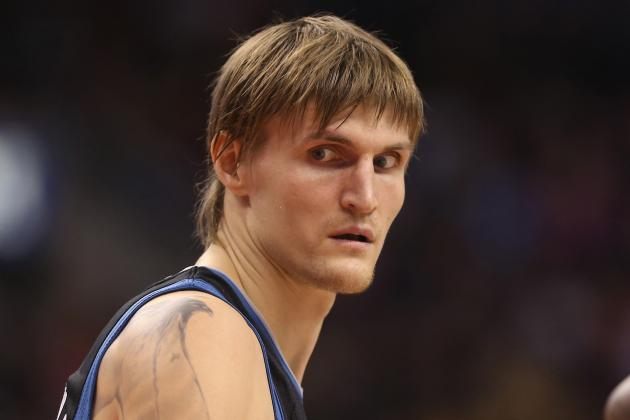 Ranking Best NBA Fits for Andrei Kirilenko