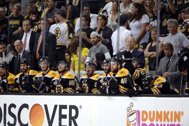 Early Projection for Boston Bruins' 2013-14 Depth Chart