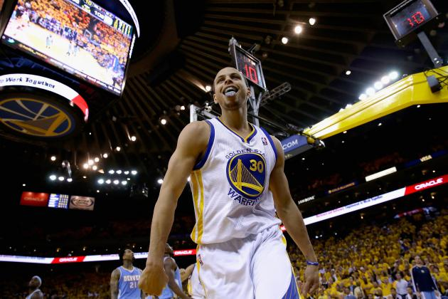 Ranking Stephen Curry's 5 Most Dangerous Offensive Moves