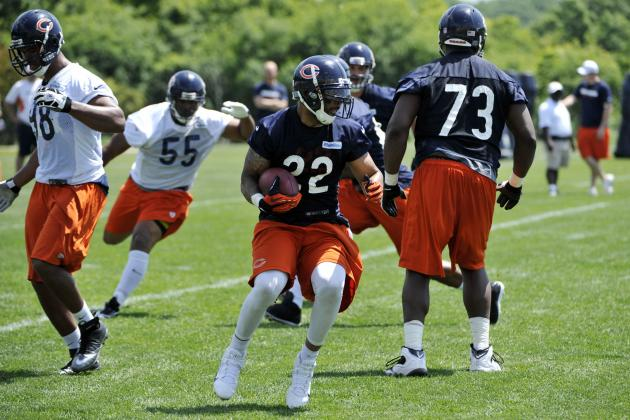 Full Training Camp Roster Breakdown for the Chicago Bears