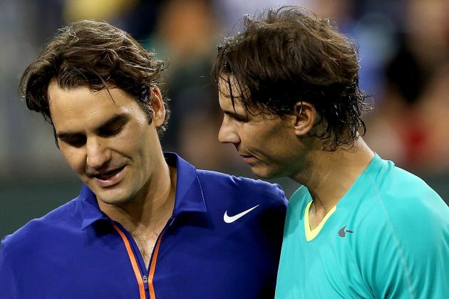 Top 10 Most Memorable Moments in Men's Tennis from the 2013 Season So Far