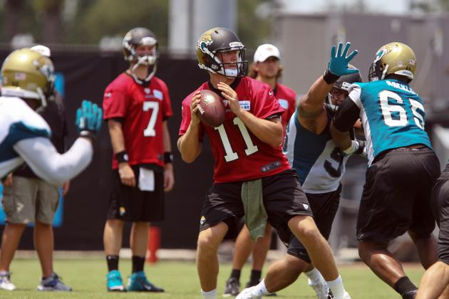 Jacksonville Jaguars: Breaking Down the Most Heated Training Camp Battles