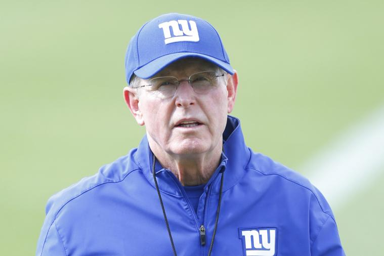 Bubble Watch for New York Giants' Training Camp