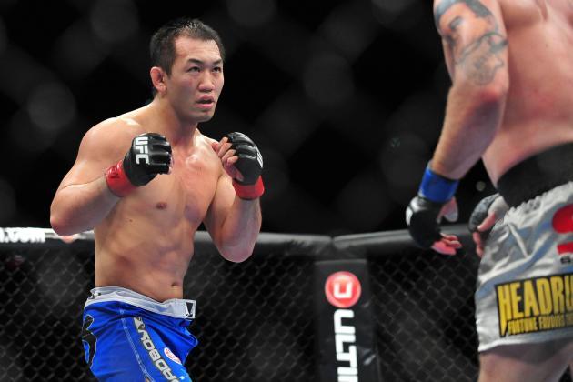 Jacare Souza vs. Yushin Okami Head-to-Toe Breakdown