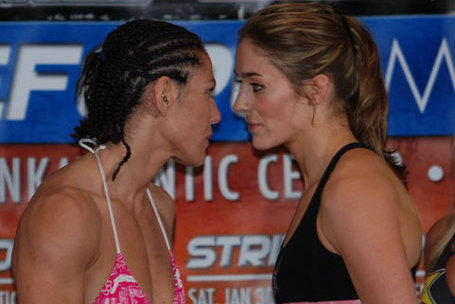7 Things You Need to Know About Invicta 6: Cyborg vs. Coenen Fight Card