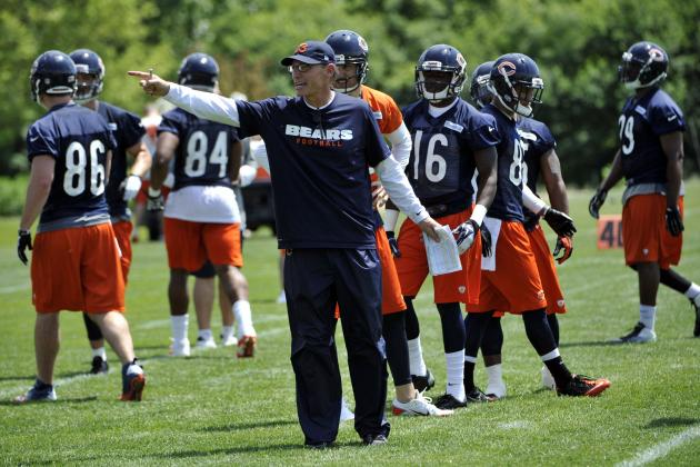 Burning Questions for Chicago Bear's Training Camp