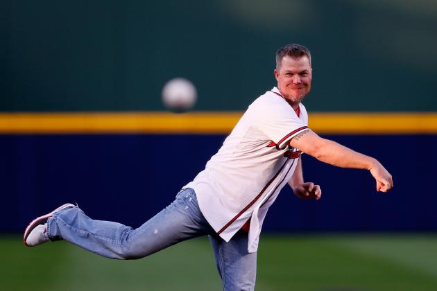 20 Totally Badass First Pitches