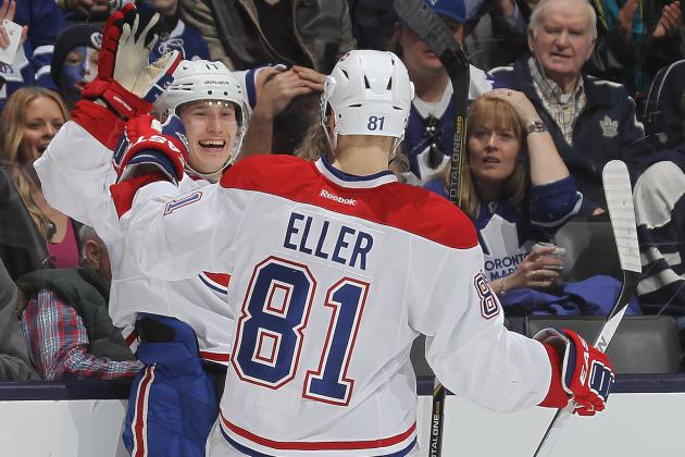 Montreal Canadiens' Early Projected 2013-14 Depth Chart