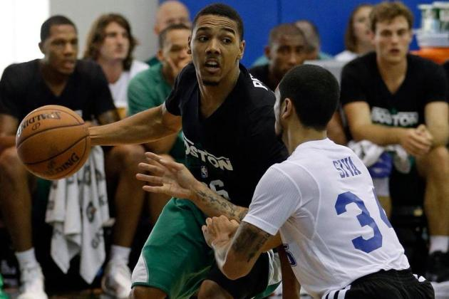 Boston Celtics and 5 Summer League Players Who Could Make the Roster
