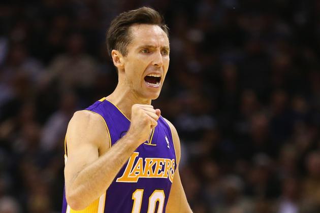 Biggest Reasons to Believe Steve Nash Will Rebound for LA Lakers Next Season