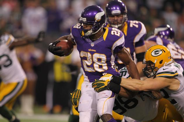 Predicting Final 2013 Stats for Every Meaningful NFL Running Back