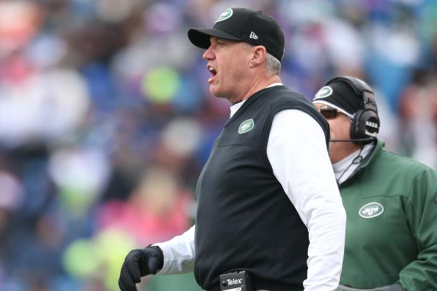 Projected New York Jets' Final 53-Man Roster, Training Camp Edition