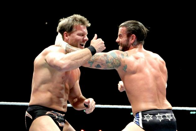 Chris Jericho: 7 Candidates for His Eventual WWE Retirement Match