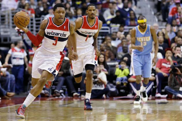 Bradley Beal's 5 Most Dangerous Offensive Moves