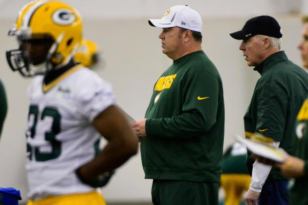Projected Green Bay Packers Final 53-Man Roster, Training Camp Edition