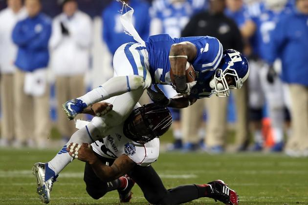 Duke Football: Top 5 Storylines of 2013
