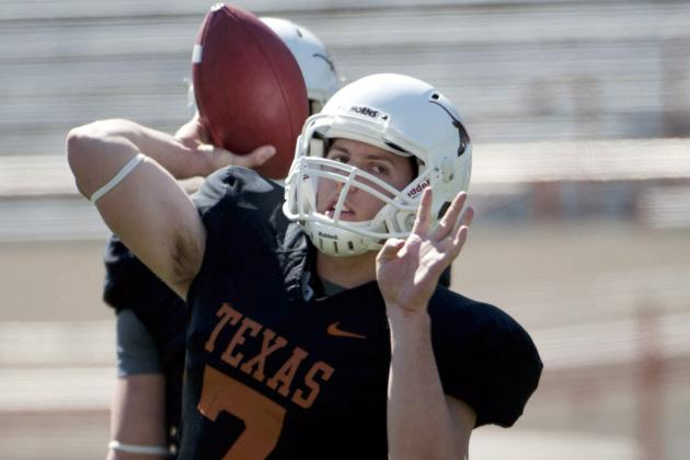 Power Ranking Ex-Texas QB Connor Brewer's Best Transfer Options