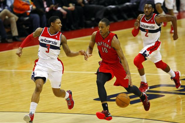 Which Teams Are Toronto Raptors Competing Against for NBA Playoffs Return?
