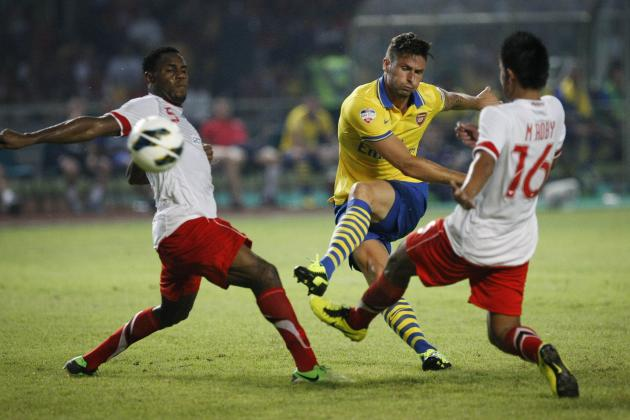 Arsenal vs. Indonesia Dream Team: 5 Things We Learned