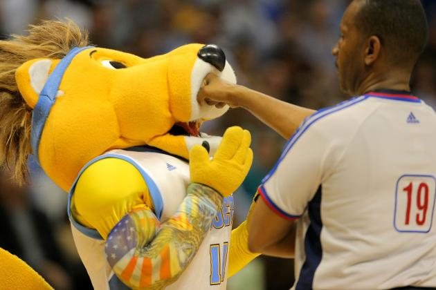 12 Videos of Mascots Getting Destroyed