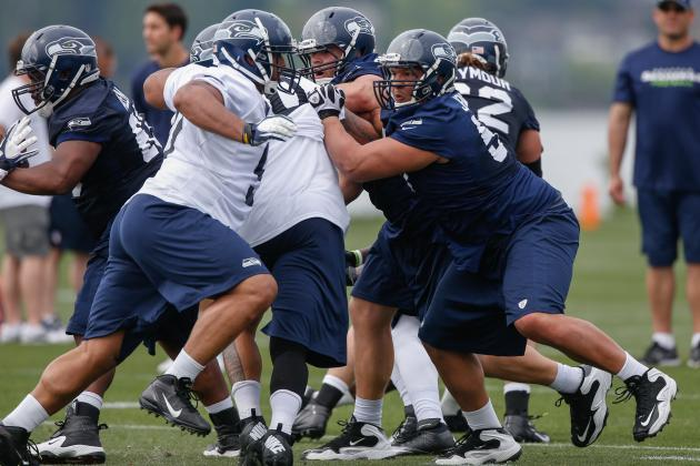 Full Training Camp Roster Breakdown for Seattle Seahawks