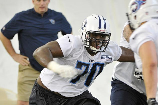 Rookie, Undrafted Free-Agent Watch for Tennessee Titans Training Camp