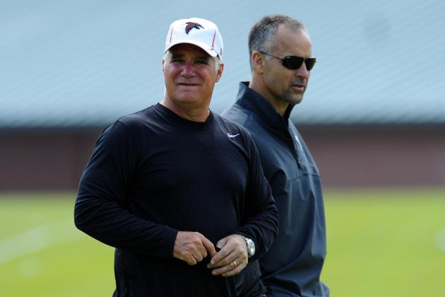 Burning Questions for Atlanta Falcons Training Camp