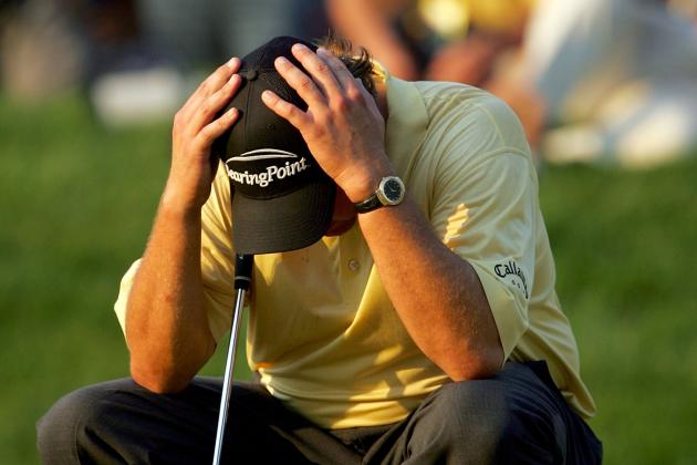 The Biggest Blunder of Every Golf Star's Career