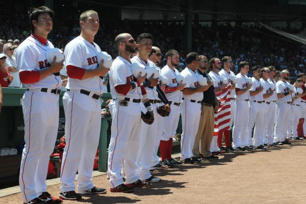 Power Ranking Every Boston Red Sox Player's Importance in the Second Half