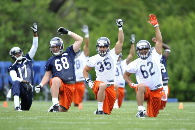 Bubble Watch for Chicago Bears Training Camp