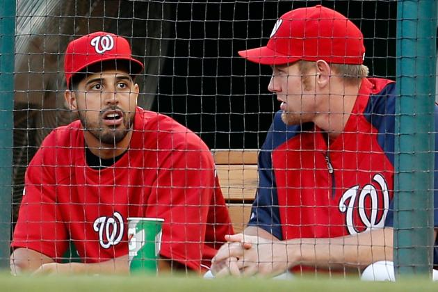 Washington Nationals' Hottest and Coldest Players Heading into the 2nd Half