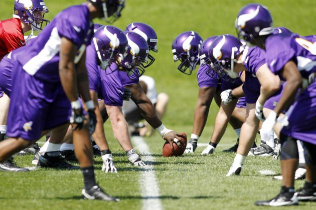 Rookie, Undrafted Free-Agent Watch for Minnesota Vikings Training Camp