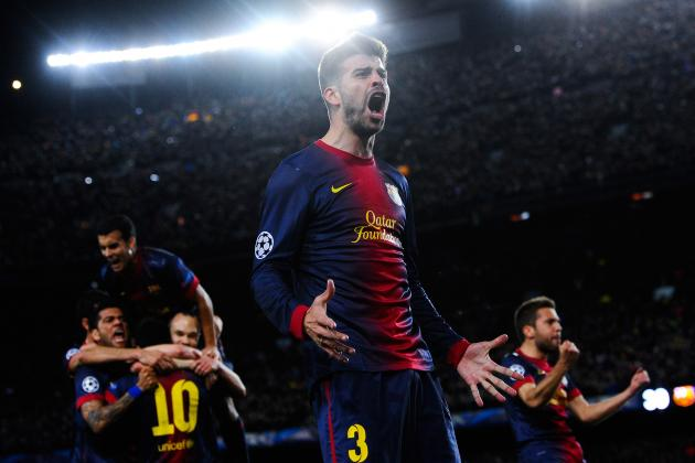 FC Barcelona: 5 Areas That Gerard Pique Must Improve for the Coming Season