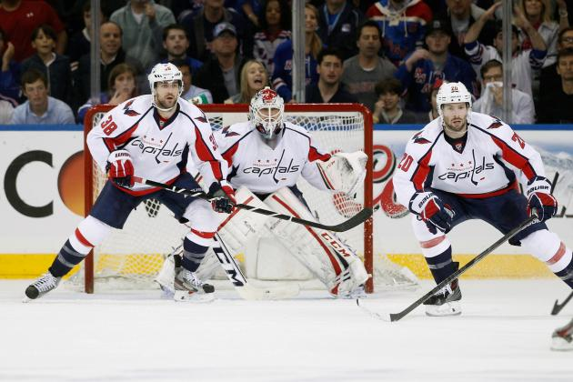 The Latest News and Rumors Surrounding the Washington Capitals and Free Agency