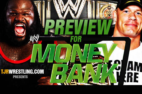 WWE Money in the Bank Preview: Bryan & Ambrose as Winners