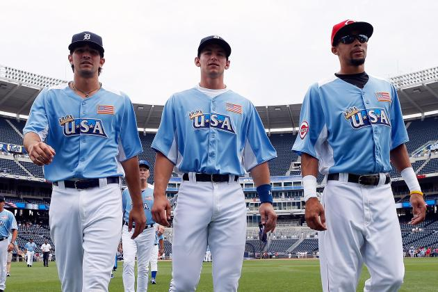 Handicapping Top 5 MVP Candidates of the 2013 MLB All-Star Futures Game